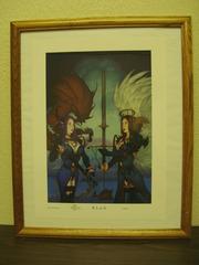 Blue - Signed Print (2/500)
