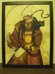 Wizard of Turmish - Signed Limited Edition Print (230/250)