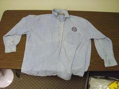 MTG Long Sleeve Denim Judge Shirt