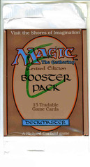 Summer Magic Booster Wrapper