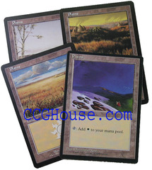 Plains Lot of 10