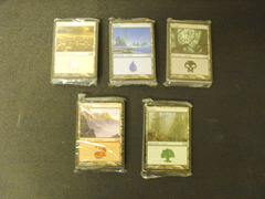 Magic 2010 Basic Land Pack (Sealed)