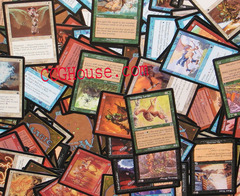 Instant Collection: 4,000 Cards (Mixed Sets)