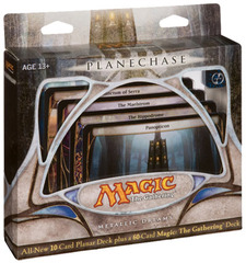 Planechase Game Pack - Metallic Dreams