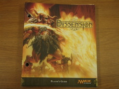 Player's Guide: Dissension