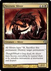 Necrotic Sliver - Foil
