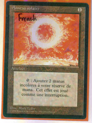Sol Ring (French)