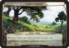.Fields of Summer