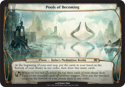 .Pools of Becoming