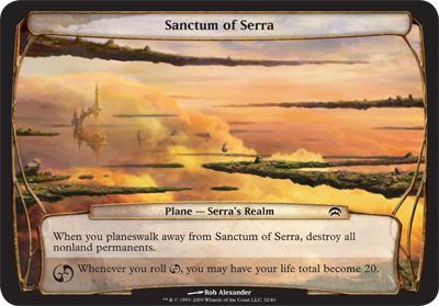 .Sanctum of Serra