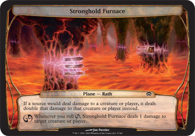 .Stronghold Furnace