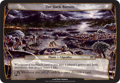 .The Dark Barony