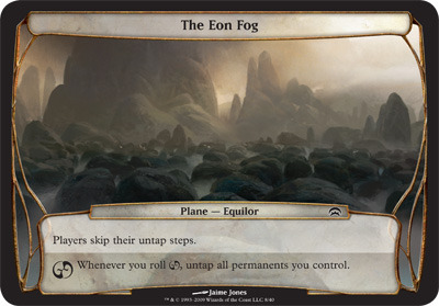 .The Eon Fog