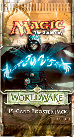 Worldwake Booster Pack