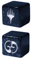 Planechase Dice (Blue)