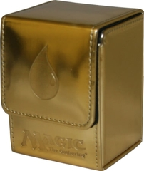 Ion Deck Box (Gold) - Blue