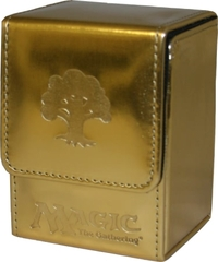 Ion Deck Box (Gold) - Green