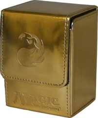 Ion Deck Box (Gold) - Red