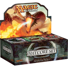 Magic 2011 (M11) Booster Box