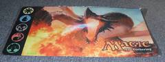 Magic 2011 (M11) Playmat - Ancient Hellkite