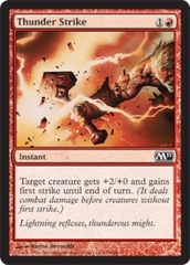 Thunder Strike - Foil