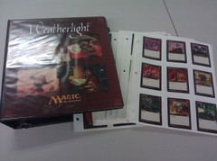 Weatherlight 3-Ring Binder - with Inserts