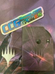 MTG Commander Life Counter - Commander 2020 (Black)