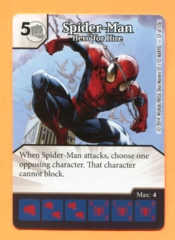 Dicemasters Promo - Spider Man, Hero for Hire
