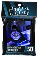 Star Wars Limited Ed. Sleeves - Force Lightning (50 ct.)