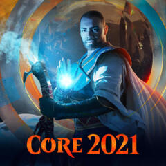 Core Set 2021 Common/Uncommon Set x4