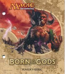 Player's Guide: Born of the Gods