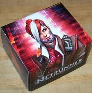 Netrunner Card Box - 2014 Summer League Anarch
