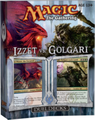 Duel Decks: Izzet vs Golgari