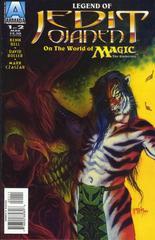 MTG Comic: Legend of Jedit Ojanen #1