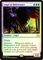 Angel of Deliverance - SOI Prerelease