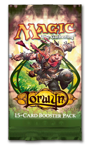 Lorwyn Booster Pack