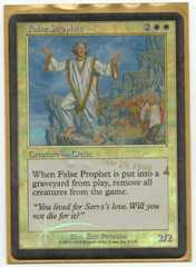 False Prophet (Prerelease) - Shifted Date Stamp #B