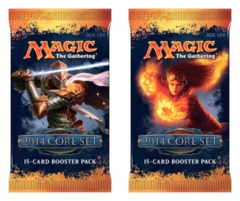Magic 2014 (M14) Booster Pack