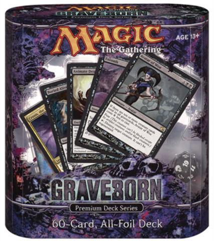 Premium Deck Series - Graveborn