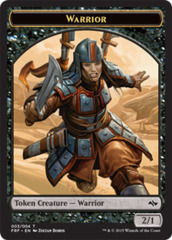 Token - Warrior