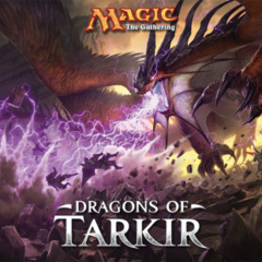 Dragons of Tarkir - Common/Uncommon Set X4