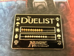 Duelist Abacus Life Counter - Black (96-98)