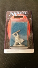 Magic the Gathering Collectible Miniature - White Knight