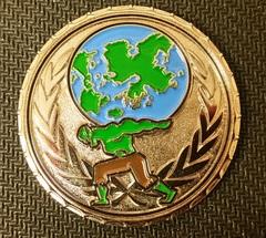 Commemorative Coin - WotC Employee Rewards (Goblin)