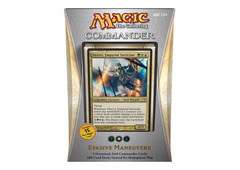 Commander 2013: Evasive Maneuvers