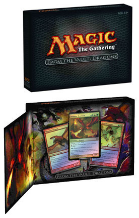 From The Vault Dragons Mtg Ccghouse Sealed Magic Ebay