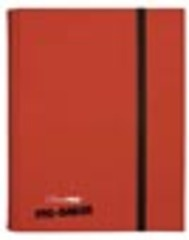 Ultra Pro 9 Pocket Pro-Binder - Red