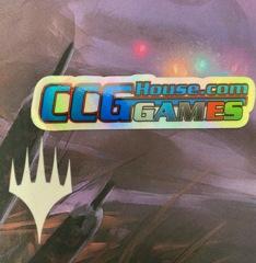 CCGHouse Sticker - Foil