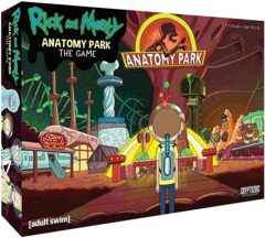 Rick and Morty: Anatomy Park