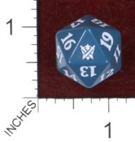 Spindown Dice (D-20) - Khans of Tarkir (Jeskai)